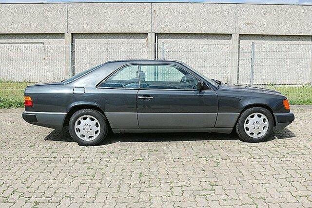 MERCEDES-BENZ 230 CE Coupe