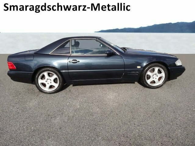 Mercedes-Benz SL 320
