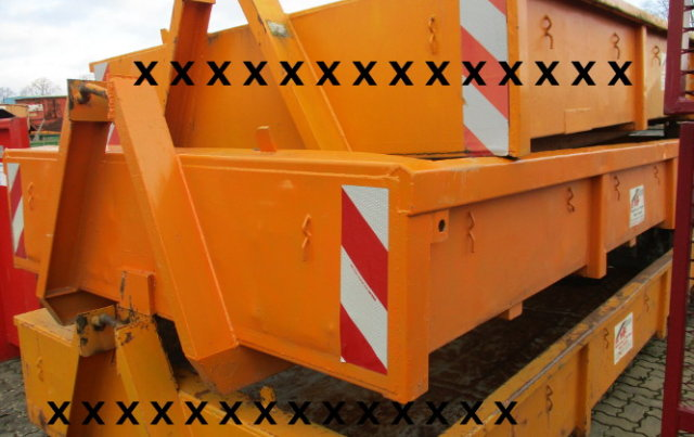 Containerbau Hameln City Abroll Container