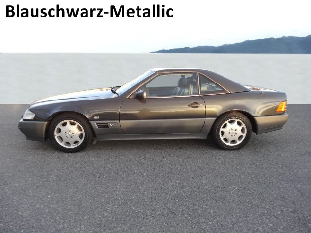 MERCEDES-BENZ SL 600 Roadster