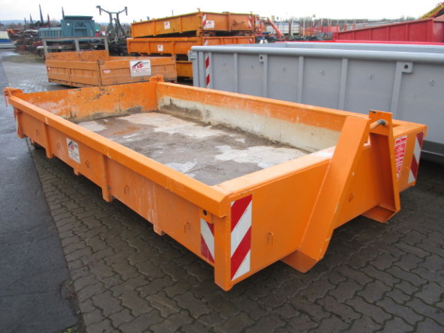 WESER CONTAINERBAU Abroll City Container