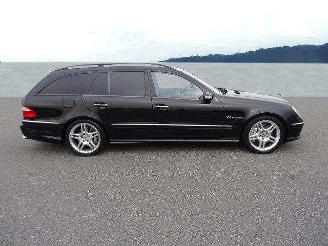 Mercedes-BenzE 55