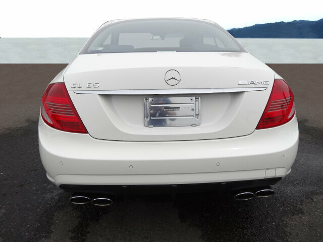 Mercedes-Benz CL 63 AMG