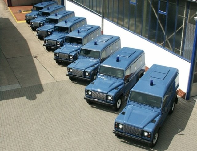 Land Rover Andere