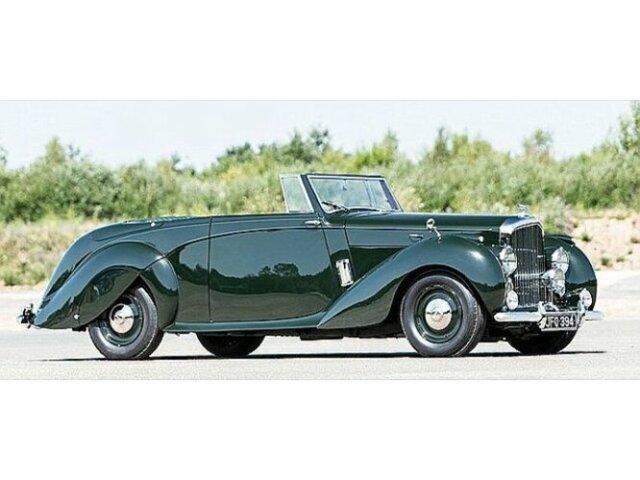 BentleyMK VI