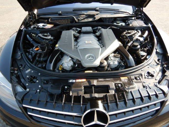 Mercedes-Benz CL 63 AMG