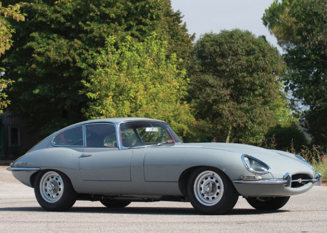 JAGUAR (GB) E-Type