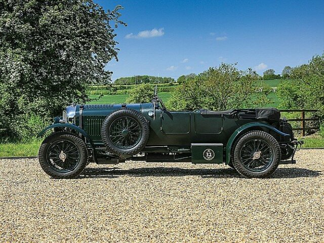 Bentley4,5 litre
