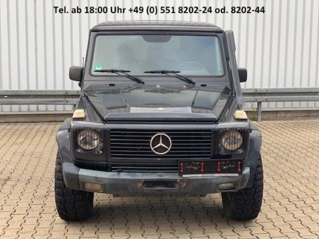 Mercedes-Benz G 300