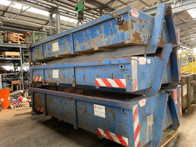 WESER CONTAINERBAU Abroll