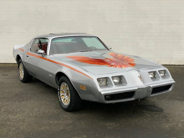 PONTIAC (USA) Firebird