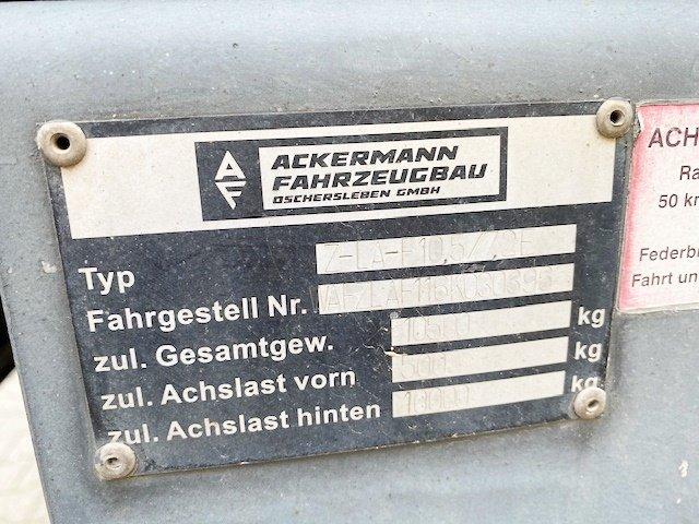 Ackermann-Frühauf -