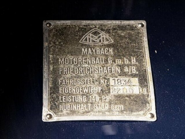 Maybach SW-38 Spezial