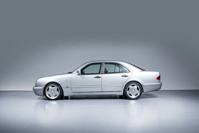 Mercedes-BenzE 50