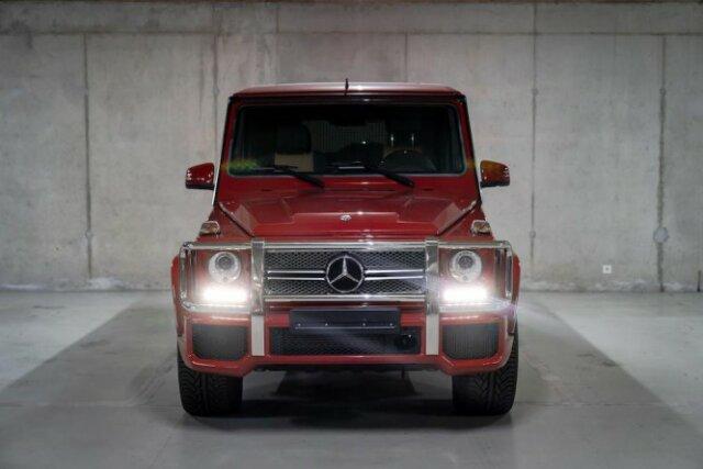 Mercedes-Benz G 65 AMG