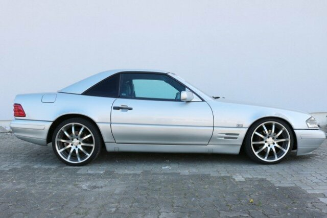 MERCEDES-BENZ SL 320 Roadster