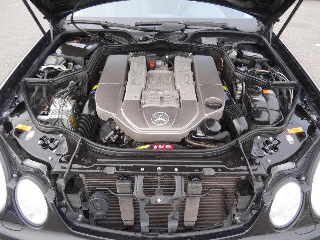 Mercedes-Benz E 55