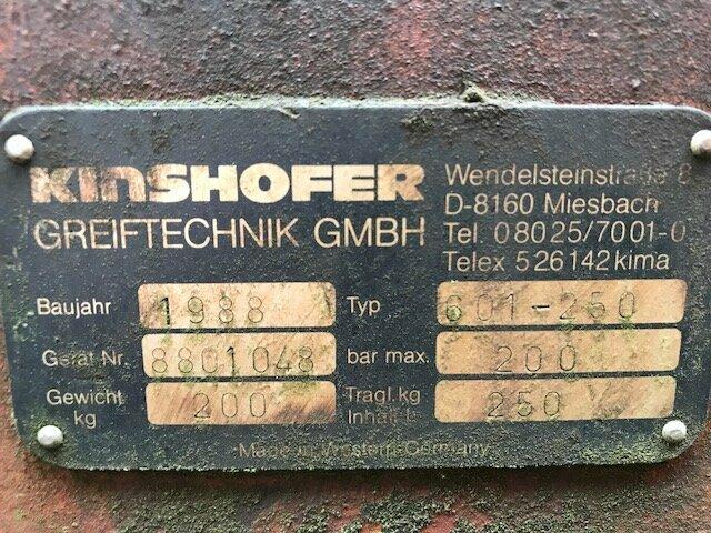 Kinshofer 601