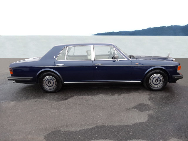 Rolls RoyceSilver Spur
