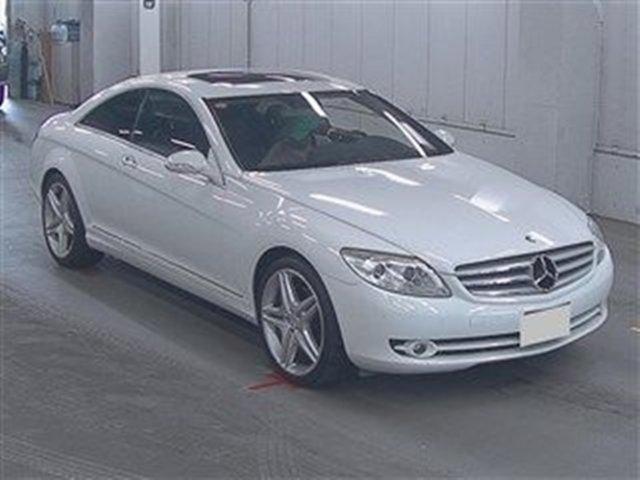 Mercedes-BenzCL 500