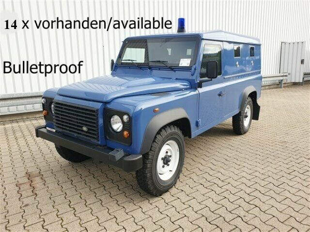 LAND ROVER (GB) Defender