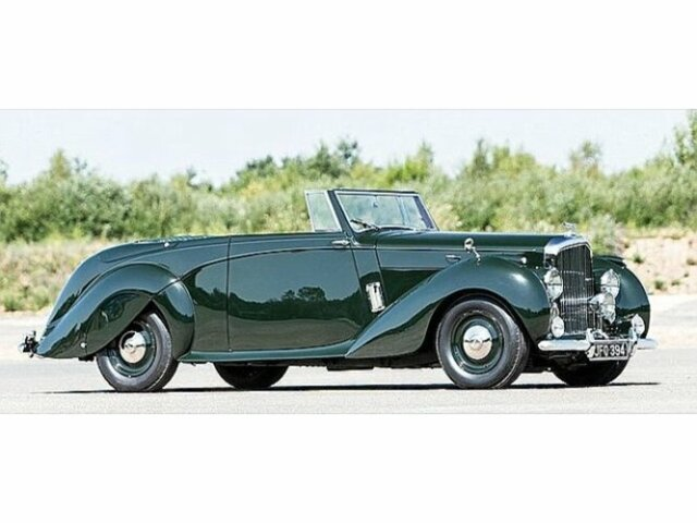 BENTLEY (GB) MK VI
