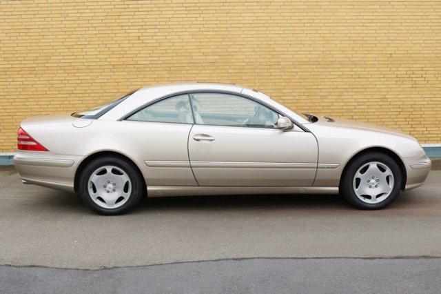 Mercedes-BenzCL 600