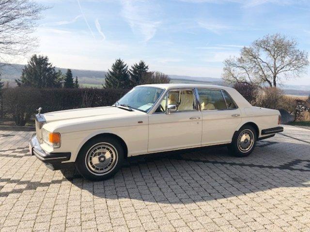 Rolls RoyceSilver Spirit