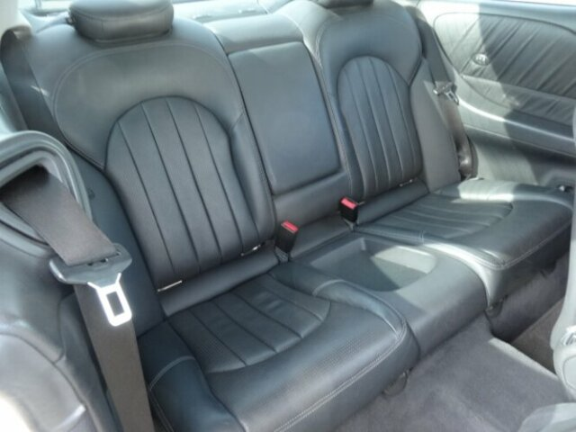 Mercedes-Benz CLK 55 AMG
