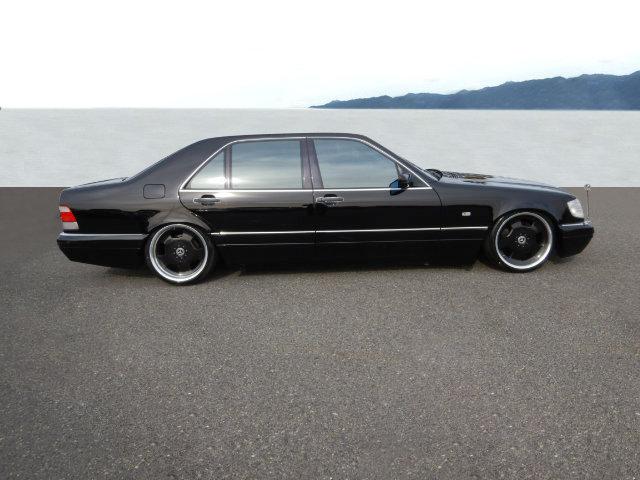 Mercedes-BenzS 500