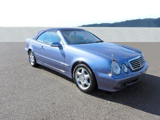 Mercedes-Benz CLK 320