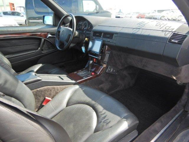 Mercedes-Benz SL 320