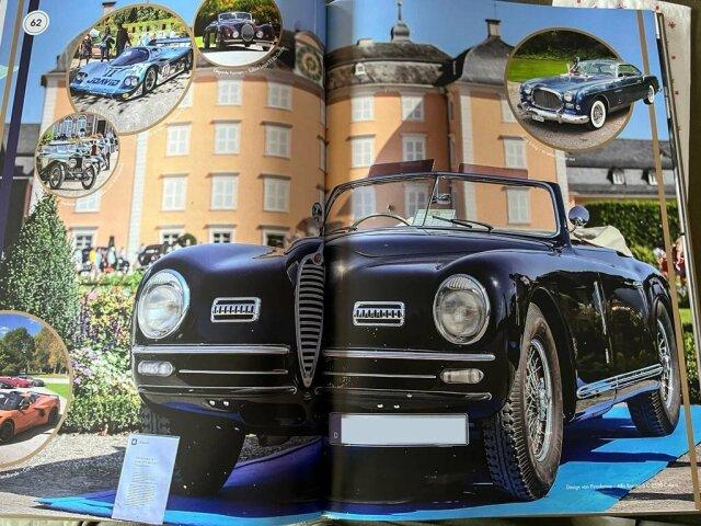 Alfa Romeo 6C 2500 S