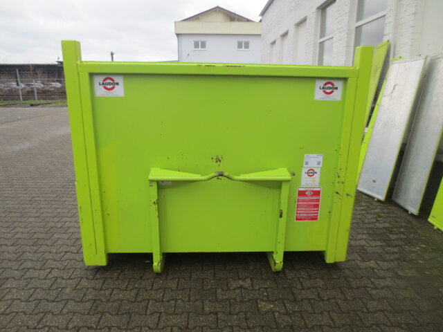 LAUDON Abrollcontainer