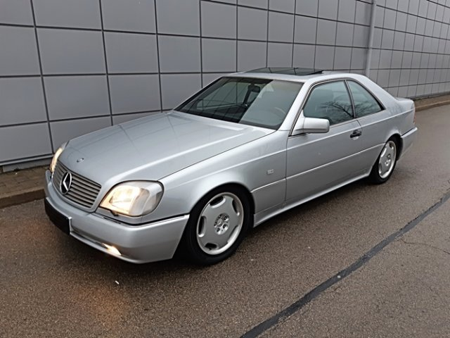 mercedes benz s 500 coupe cl 500 in bovenden. Black Bedroom Furniture Sets. Home Design Ideas