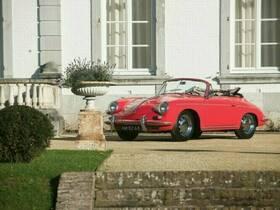 PORSCHE 356 C 1600 C Cabriolet