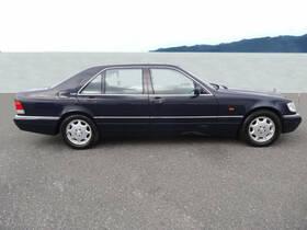 MERCEDES-BENZ S 600 Limousine lang