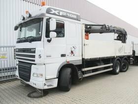 DAF (NL) XF 105.460 6x2