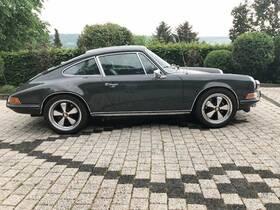 PORSCHE 964 Carrera 4 Coupe Umbau auf 911S Steve McQueen