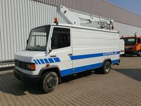 DAIMLER-BENZ 709 DKA 4x2