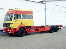 DAIMLER-BENZ SK 2531L    6x2