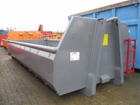 GASSMANN Abrollcontainer Klappe ca. 11m³