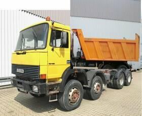 IVECO-MAGIRUS 320-32 AHB 8x4