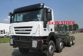 IVECO-MAGIRUS Trakker 410T38 8x4