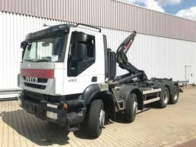 IVECO-MAGIRUS Trakker AD340T45 8x4