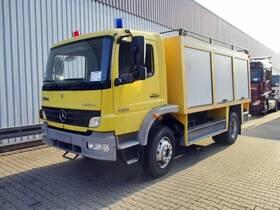 DAIMLER-BENZ Atego 1325 AF 4x4 Werkstattwagen