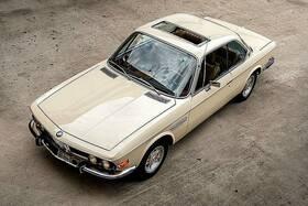 BMW 2800 CS Coupe, mit Schiebedach