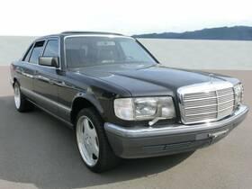 MERCEDES-BENZ 560 SEL  Limousine Lang