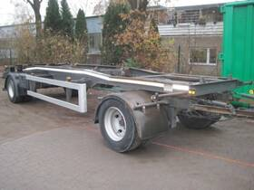 HKM-Meiller G 18SZL 5,0 Schlittenabroller