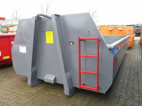 GASSMANN Abrollcontainer Bayernbox Pendelklappe